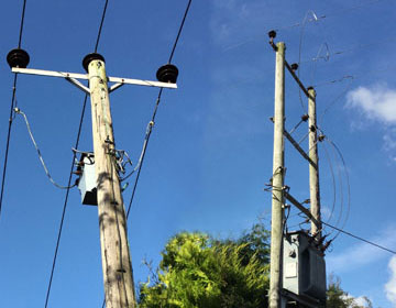 Electricity Pole Wayleave Payment